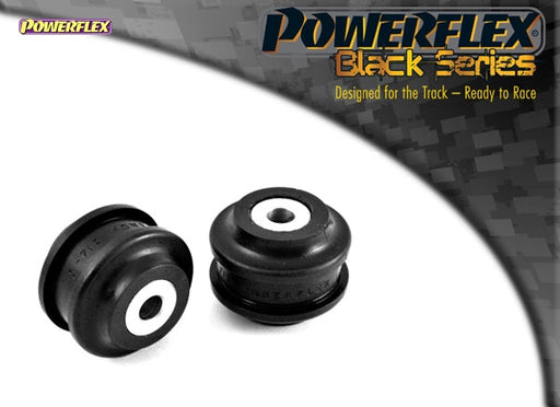 Powerflex Black Series Rear Toe Adjust Inner Bush Kit for BMW 5-Series (E61)