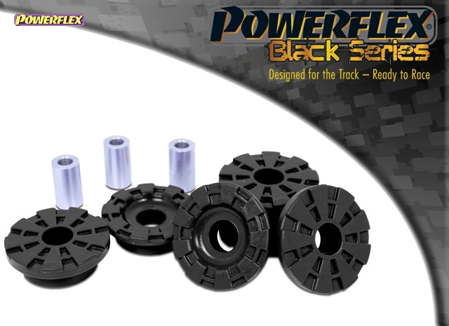 Powerflex Black Series Rear Diff Rear Mounting Bush Kit for Seat Leon (MK3)