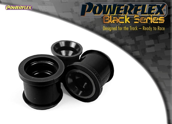 Powerflex Black Series Front Wishbone Rear Bush Kit for Audi S3 (8P)