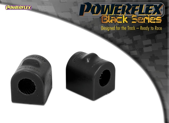 Powerflex Black Series Front Anti Roll Bar To Chassis Bush 22mm Kit for Ford Focus RS (MK3)