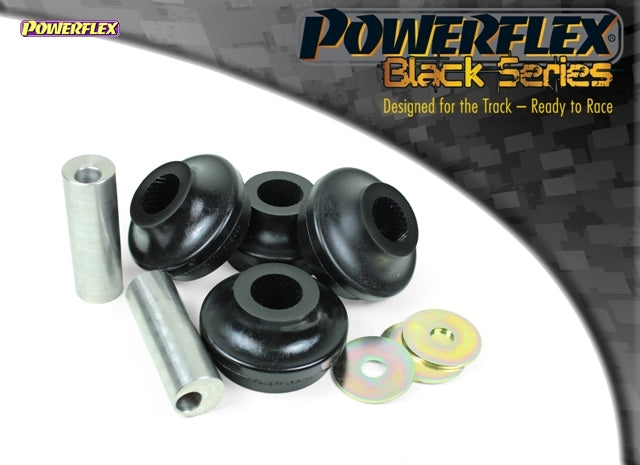 Powerflex Black Series Front Radius Arm to Chassis Bush Caster Offset Kit for BMW 5-Series (F10)