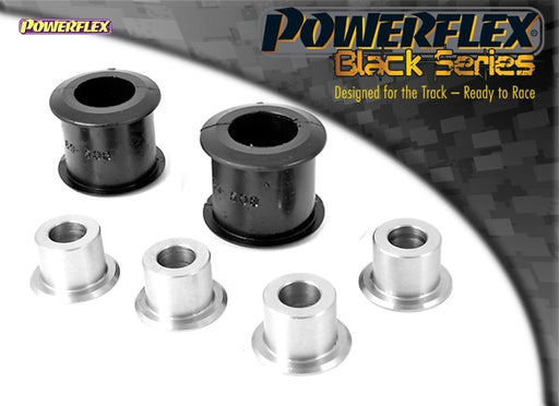 Powerflex Black Series Rear Toe Adjuster Inner Bush Kit for Toyota GT86
