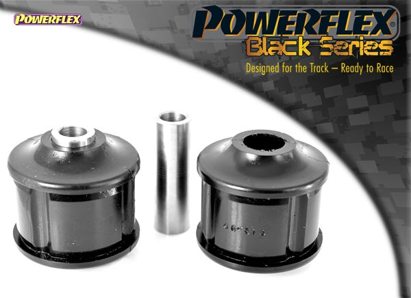 Powerflex Black Series Front Lower Radius Arm To Chassis Kit for Nissan Silvia (S14)