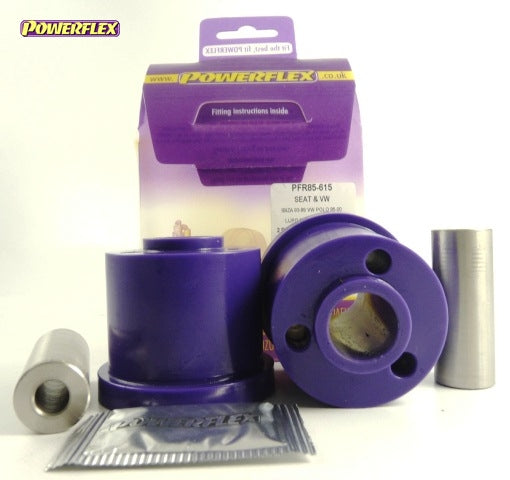 Powerflex Rear Beam Mounting Bush Kit for Seat Arosa (MK1)