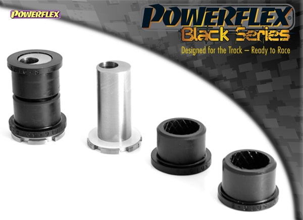 Powerflex Black Series Front Arm Front Bush, Camber Adjust Kit for Fiat 500