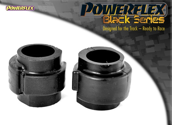 Powerflex Black Series Front Anti Roll Bar Bush 29mm Kit for Audi A4 (B7)