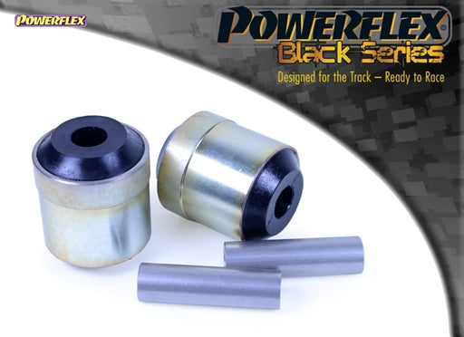 Powerflex Black Series Front Tie Bar Rear Bush Kit for Audi A4 (B6)