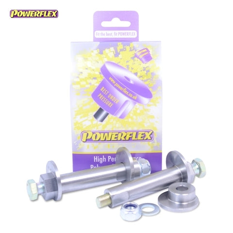 Powerflex Stainless Steel Caster Adjustment Kit for Honda S2000