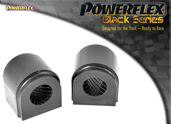 Powerflex Black Series Front Anti Roll Bar Bush 23.6mm Kit for Audi S3 (8P)