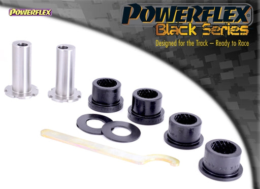 Powerflex Black Series Front Arm Front Bush, Camber Adjustable Kit for Mitsubishi Lancer Evo 10