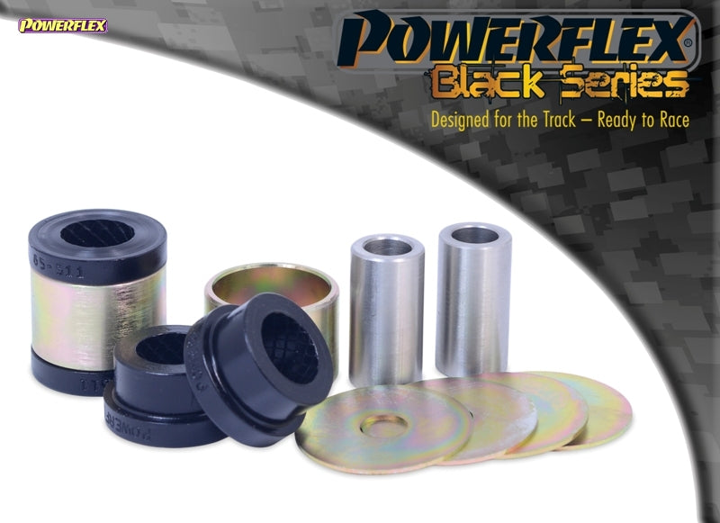 Powerflex Black Series Rear Lower Link Outer Bush Kit for Seat Leon (MK2)