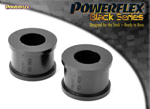 Powerflex Black Series Front Anti Roll Bar Eye Bolt Bush 18mm Kit for Volkswagen Lupo