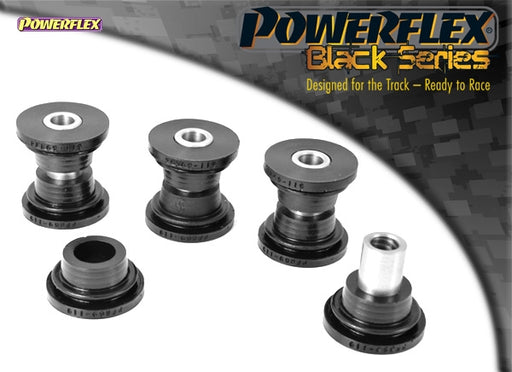 Powerflex Black Series Rear Roll Bar Link Bush Kit for Subaru Impreza (GD)