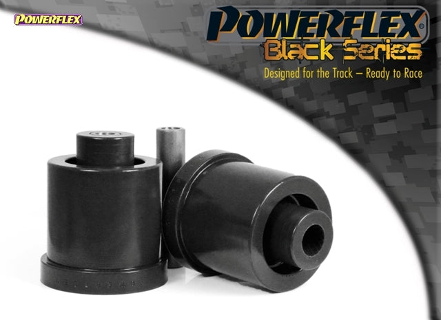Powerflex Black Series Rear Beam Mounting Bush Kit for Skoda Fabia (5J)