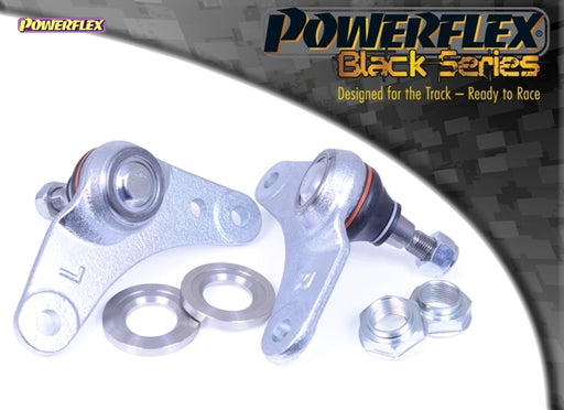 Powerflex Black Series Front Wishbone Inner Ball Joint, Negative Camber Kit for Mini Hatch (R50)
