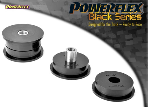 Powerflex Black Series Rear Diff Mount Rear Bush Kit for Mitsubishi Lancer Evo 5