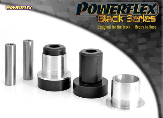 Powerflex Black Series Rear Beam Mounting Bush Kit for Renault Clio (MK2)