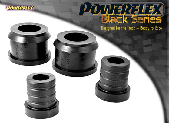 Powerflex Black Series Front Wishbone Rear Bush Kit for BMW Z4 (E85)