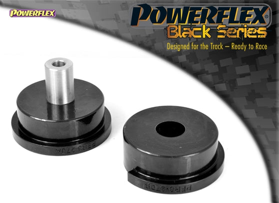 Powerflex Black Series Rear Diff Front Mounting Bush Kit for Audi S4 (B7)