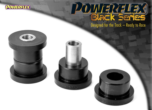 Powerflex Black Series Rear Lower Track Control Arm Inner Bush Kit for Mitsubishi Lancer Evo 6