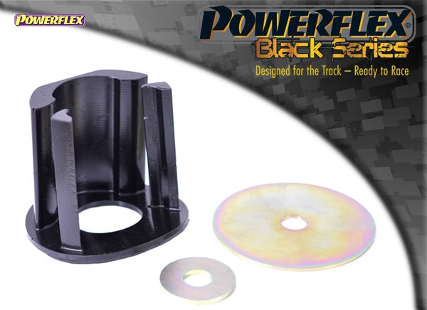 Powerflex Black Series Lower Engine Mount Insert (Large) Kit for Volkswagen Scirocco
