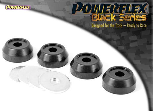 Powerflex Black Series Front Eye Bolt Mounting Bush 10mm (M8 nut) Kit for Volkswagen Lupo