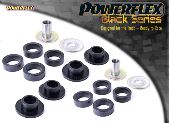 Powerflex Black Series Front Lower Wishbone Rear Bush Kit for Alfa Romeo 156