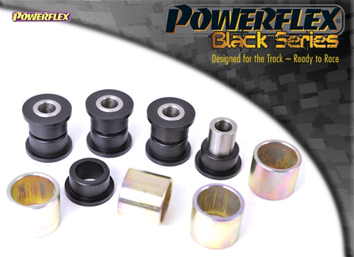 Powerflex Black Series Rear Lower Control Arm Bush Kit for Ford Focus ST (MK1)
