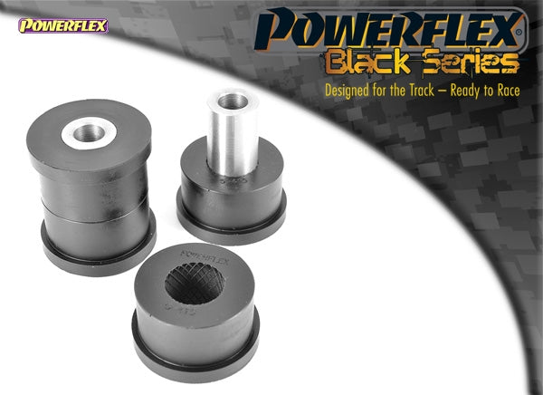 Powerflex Black Series Rear Lower Lateral Arm To Chassis Bush Kit for BMW 1-Series (E81)