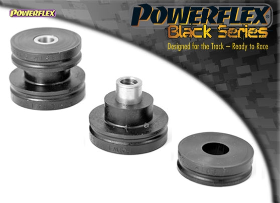 Powerflex Black Series Rear Shock Absorber Upper Mounting Bush 12mm Kit for BMW 1-Series (E88)