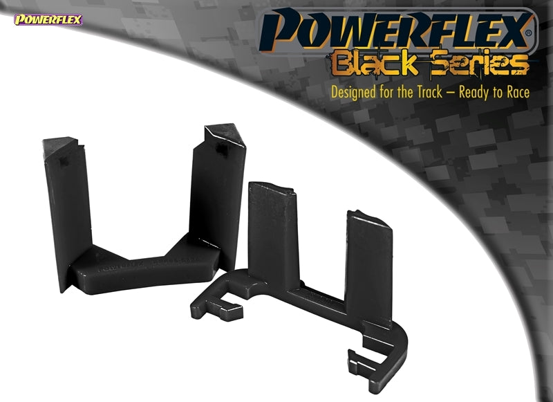Powerflex Black Series Upper Engine Mount Insert Kit for Seat Leon (MK2)