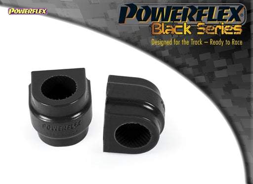 Powerflex Black Series Front Anti Roll Bar Bush 24mm Kit for Mini Hatch (R50)