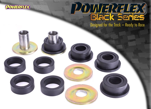 Powerflex Black Series Front Lower Wishbone Rear Bush Kit for Alfa Romeo 155