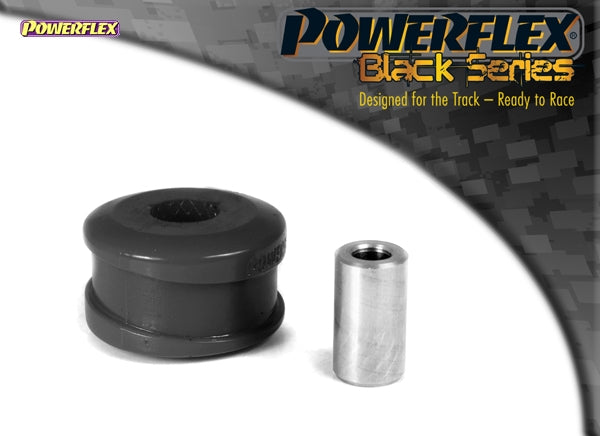 Powerflex Black Series Engine Mount Stabilizer To Chassis Bush Kit for Alfa Romeo 145