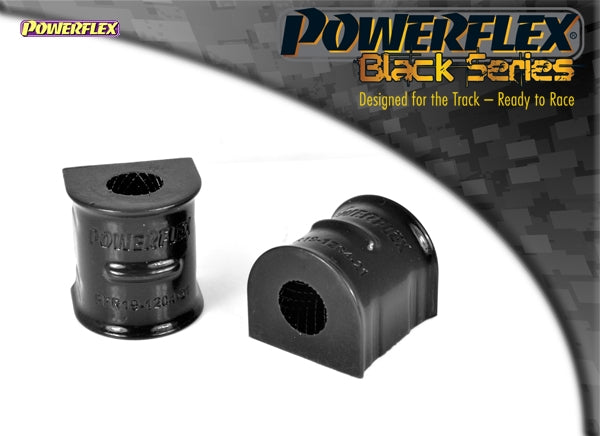 Powerflex Black Series Rear Anti Roll Bar To Chassis Bush 21mm Kit for Ford Focus ST (MK2)