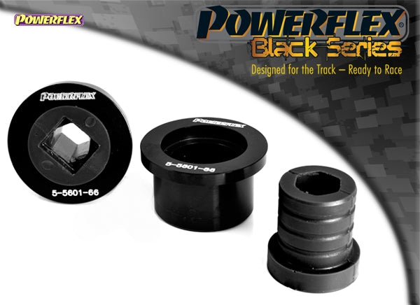 Powerflex Black Series Front Wishbone Rear Bush, Aluminium Outer Kit for BMW Z4 (E85)