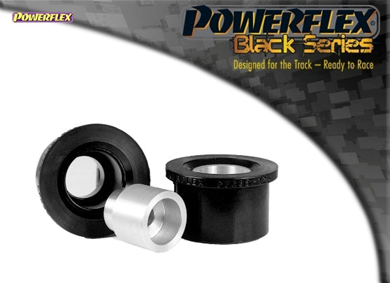 Powerflex Black Series Rear Diff Front Mounting Bush Kit for Seat Leon (MK1)