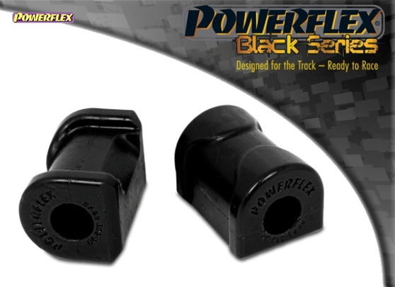 Powerflex Black Series Front Anti Roll Bar Bush 20mm Kit for BMW 3-Series (E30)
