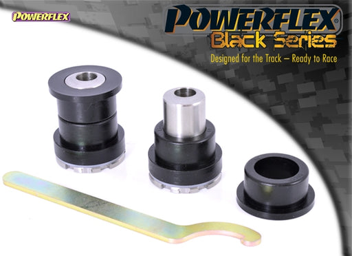Powerflex Black Series Rear Upper Arm Inner Front Bush ADJUSTABLE Kit for Toyota GT86