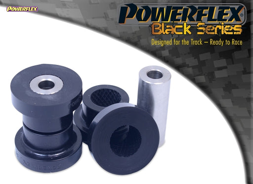 Powerflex Black Series Front Wishbone Front Bush Kit for Ford Focus ST (MK1)
