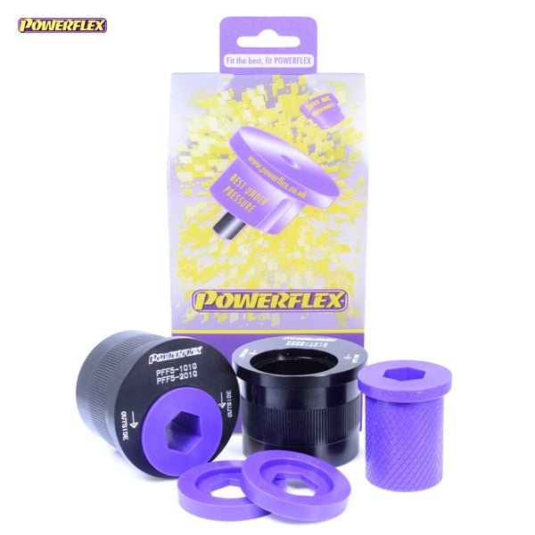 Powerflex Front Wishbone Rear Bush, Caster Adjusted Kit for Mini Hatch (R56)