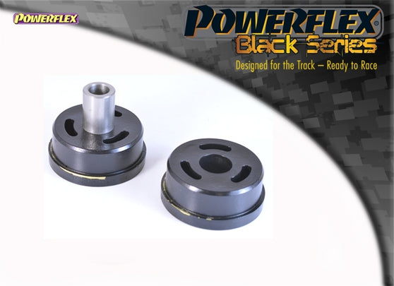 Powerflex Black Series Rear Subframe-Front Outrigger To Chassis Left Side Kit for Subaru Impreza (GD)