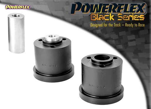 Powerflex Black Series Rear Beam Mounting Bush Kit for Volkswagen Lupo