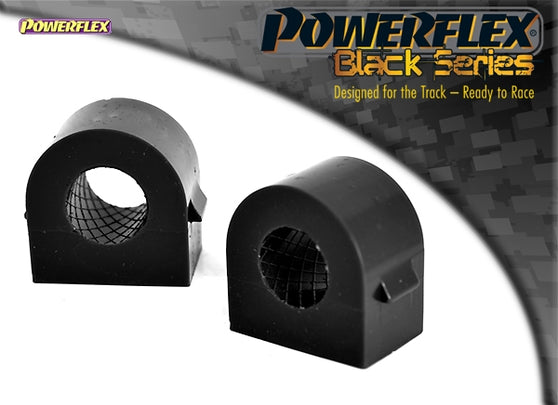 Powerflex Black Series Rear Anti Roll Bar Bush 23.6mm Kit for BMW 1-Series (E87)