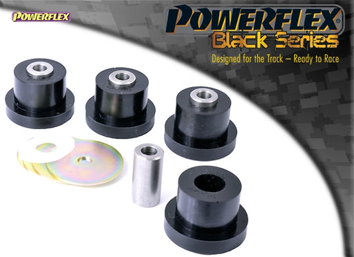 Powerflex Black Series Front Upper Arm Bush Kit for Alfa Romeo 147