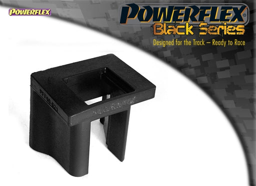 Powerflex Black Series Upper Engine Mount Insert Kit for Renault Clio (MK3)