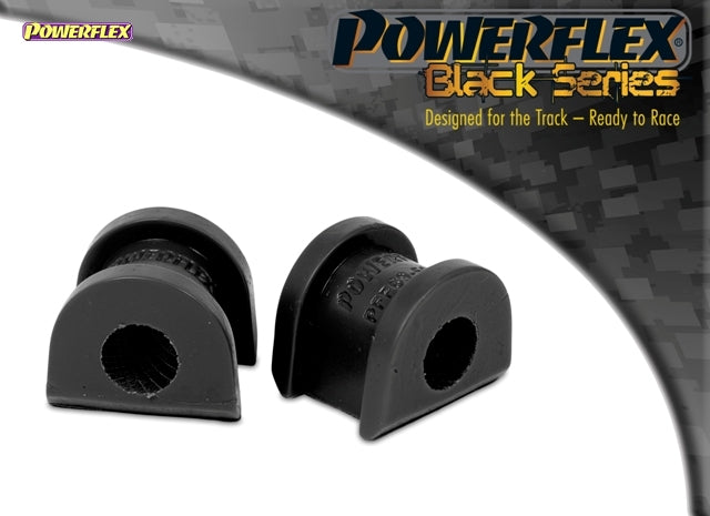 Powerflex Black Series Front Anti Roll Bar Bush 20mm Kit for Subaru Impreza (GJ)
