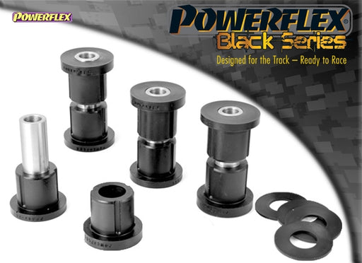 Powerflex Black Series Rear Trailing Arm Bush Kit for Volkswagen Golf (MK2)