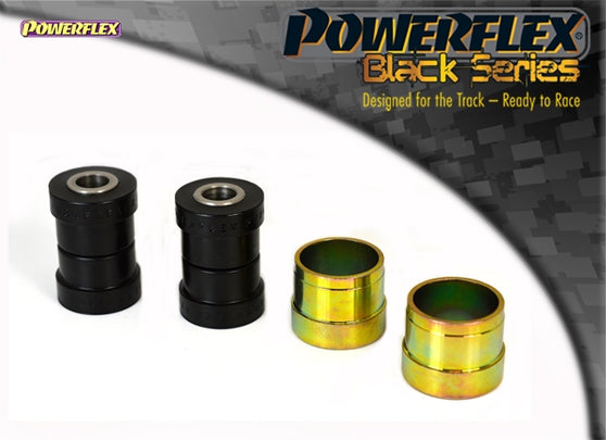 Powerflex Black Series Front Arm Front Bush Kit for Renault Megane (MK2)