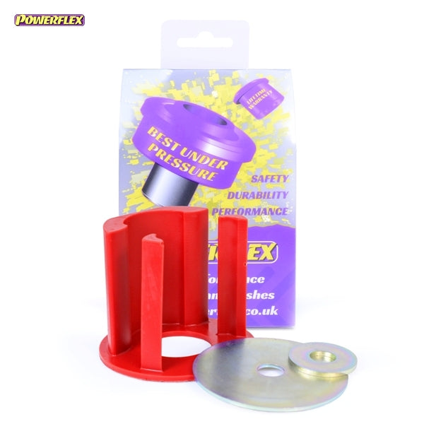 Powerflex Lower Engine Mount Insert (Large) Diesel Kit for Audi TT (MK2)
